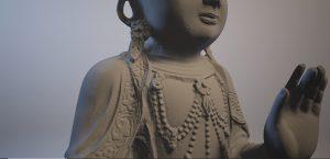 Buddha Figure Scan 2