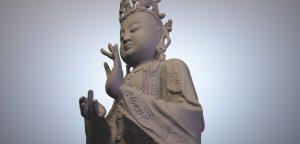 Buddha Figure 3
