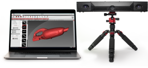 hdi compact 3D scanners