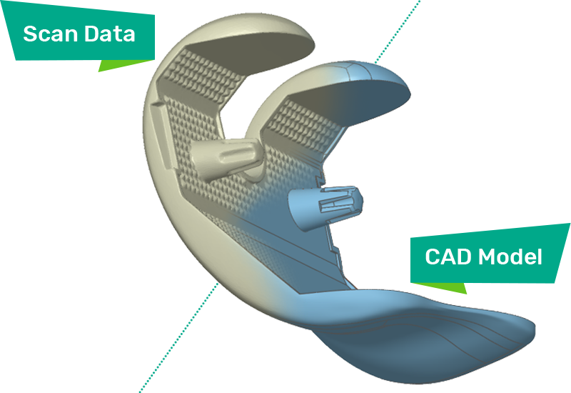 scan to cad model
